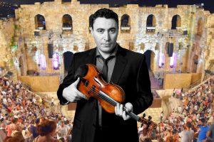 MAXIM VENGEROV Odeon Herodes Athens Festival