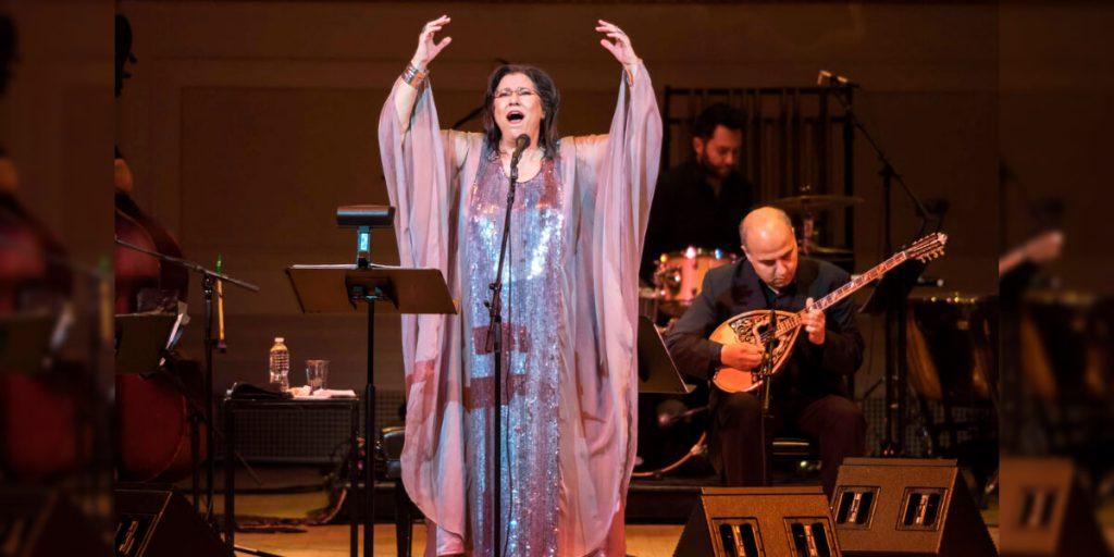 Maria Farantouri Odeon Athens Festival