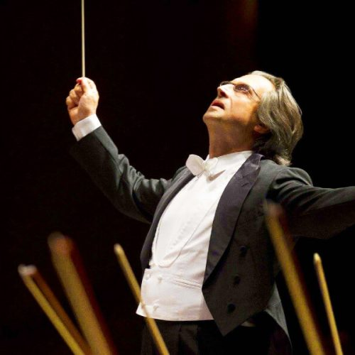 Riccardo Muti Odeon Athens Festival