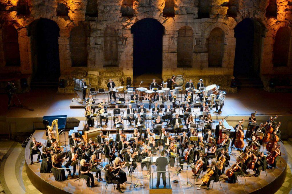 SKALKOTTAS Tribute Odeon Athens Festival I