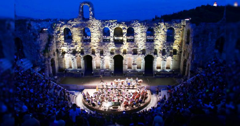 Odeon Herodes Athens Festival