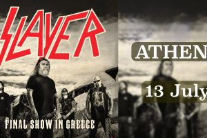 Slayer Athens Rocks Festival