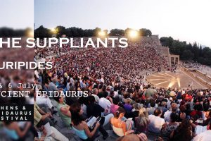 Suppliants Epidaurus Theatre Athens Festival