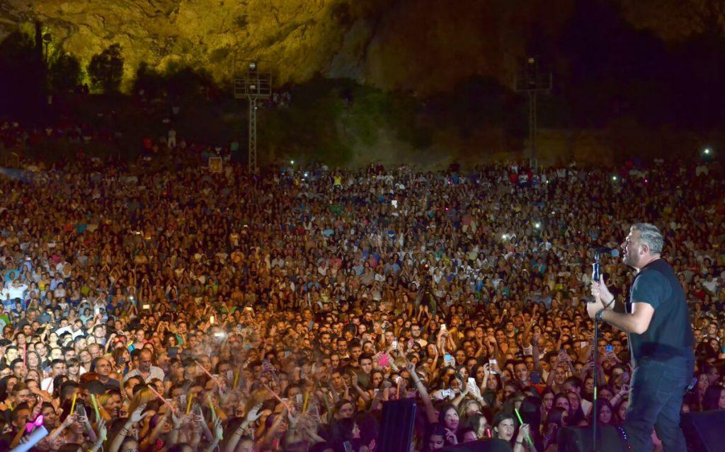 UB40 Antonis Remos Athens Concert