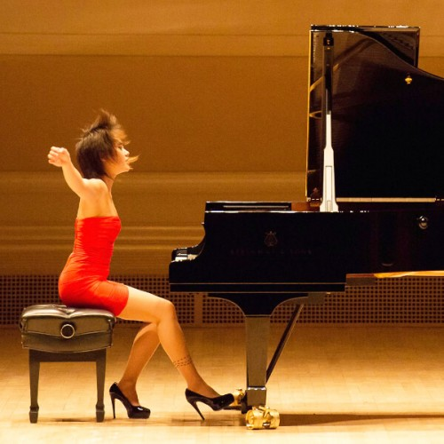 Yuja Wang Odeon Herodes Athens Festival