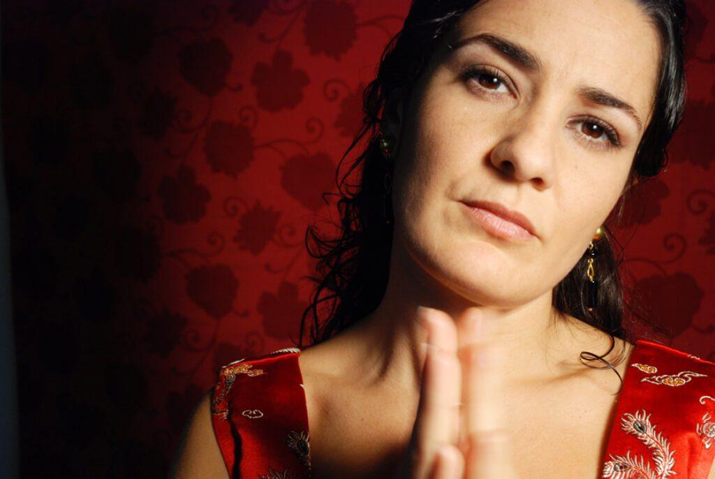 Bienal Ser Flamenco Athens Alba Guerrero