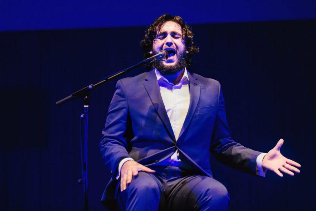 Bienal Ser Flamenco Athens Ismael de la Rosa