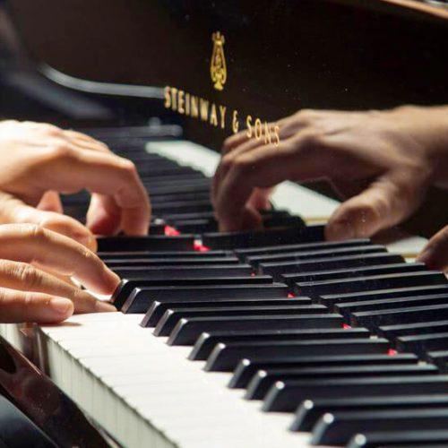 Bienal Ser Flamenco Athens Piano
