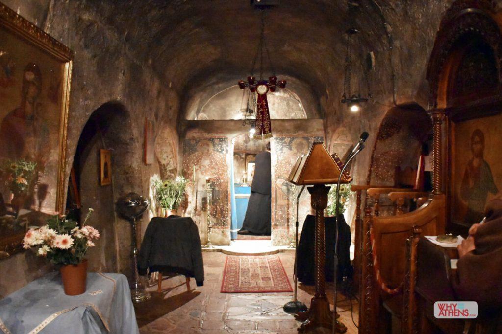 Byzantine Churches Athens Dimitrios Loumbardiaris