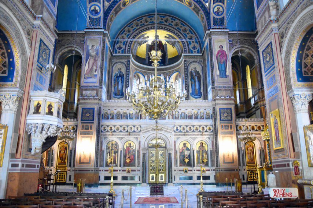 Byzantine Churches Athens Metropolis