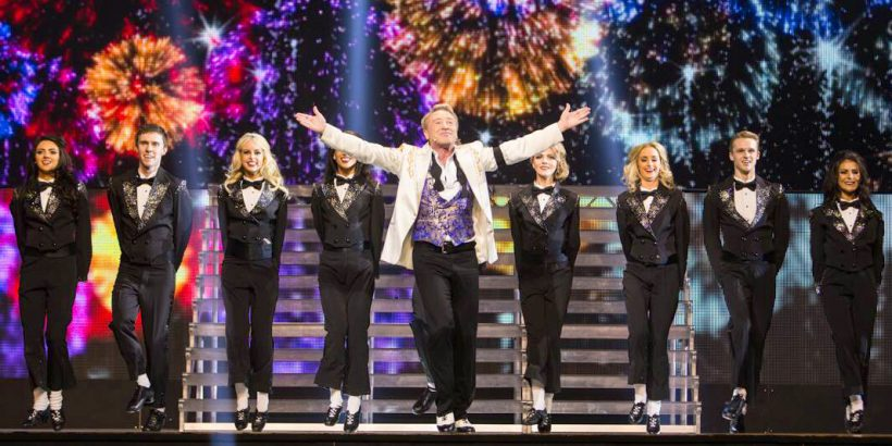 Lord of the Dance Michael Flatley Athens
