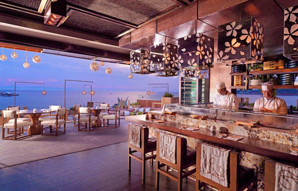 Athens Riviera Vouliagmeni Matsuhisa Nobu I