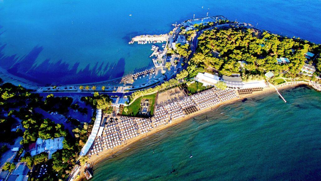 Athens Riviera Vouliagmeni Peninsula