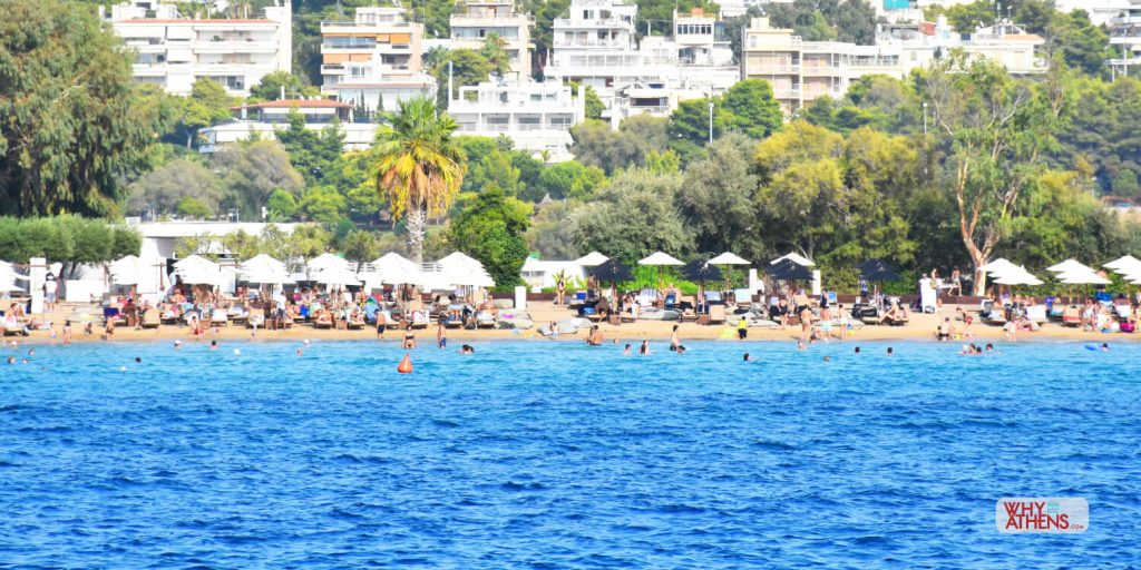 Best Athens Beaches Vouliagmeni Astir