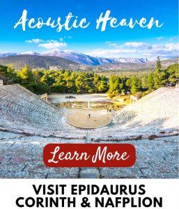 Corinth Epidaurus Nafplion Why Athens