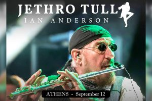 Jethro Tull Athens