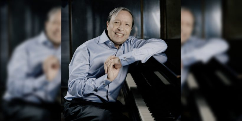MURRAY PERAHIA Odeon Athens Festival