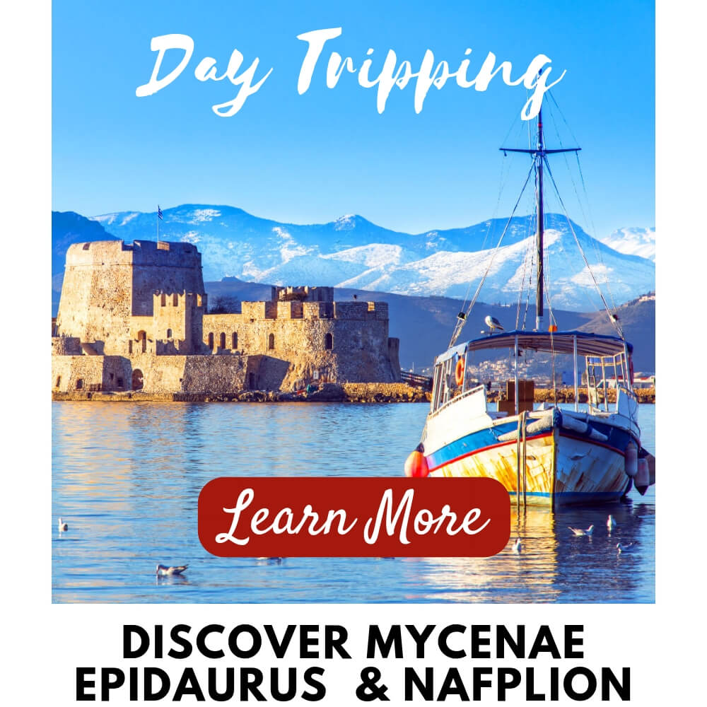 Why Athens Mycenae Day Trip