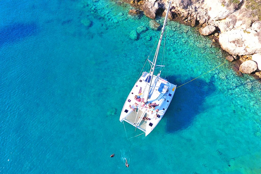 Athens Tours Day Trips Catamaran Cruise