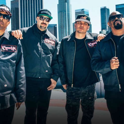Cypress Hill Athens