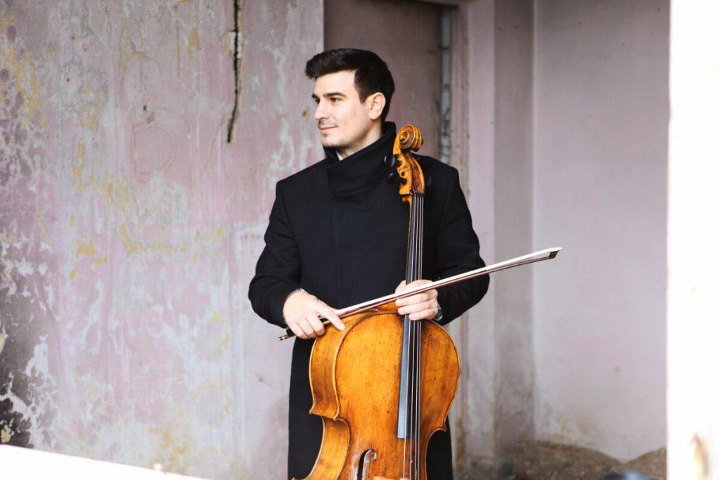Tribute Cello Athens Conservatoire