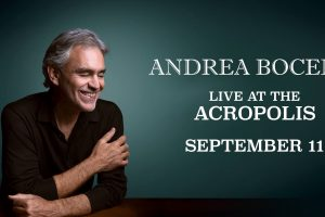 Andrea Bocelli Athens Odeon Herodes