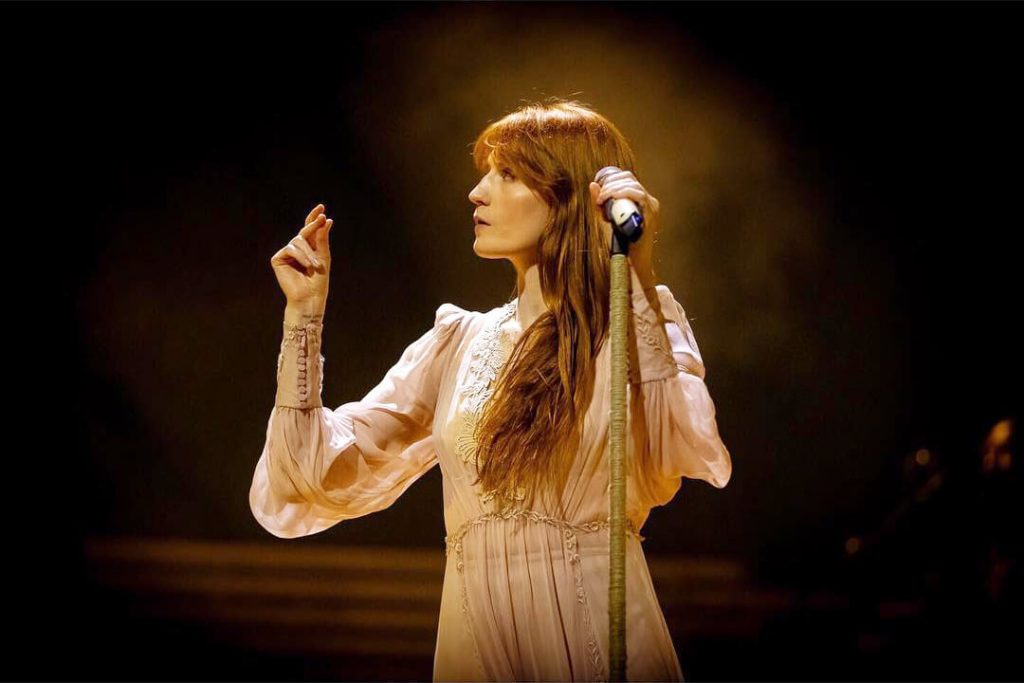 Athens Events Florence Machine