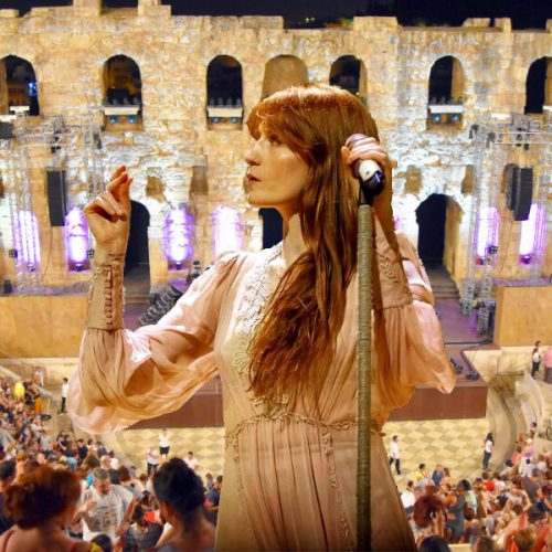 Athens Events Odeon Herodes Florence