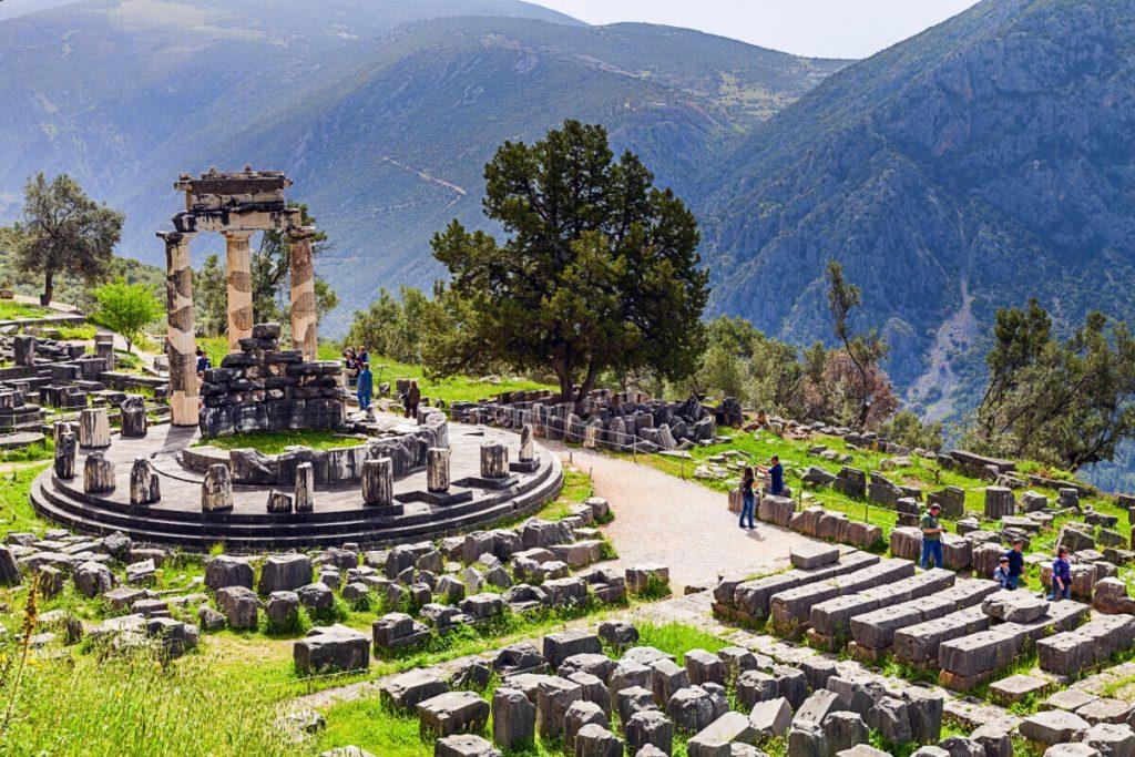 Athens Tours Day Trips Delphi