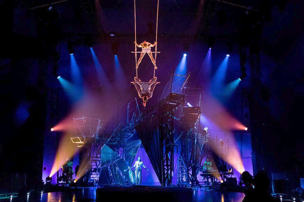 Cirque Du Soleil Bazzar Athens I