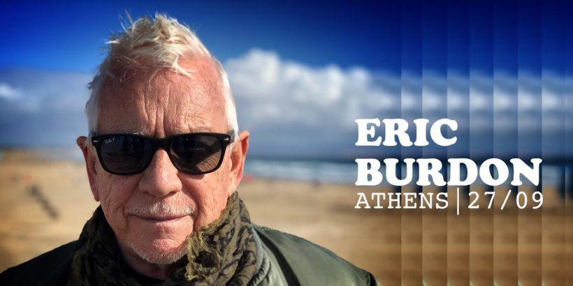 Eric Burdon Athens Odeon