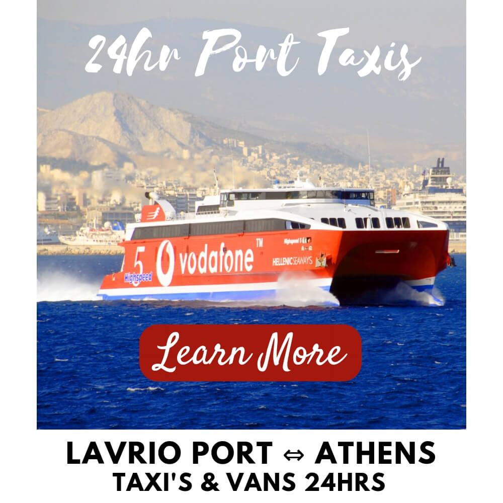 Ferry Tickets Greece Lavrio