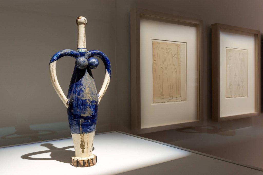Picasso Cycladic Museum Athens