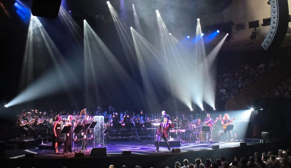 Queen Symphonic Odeon Athens
