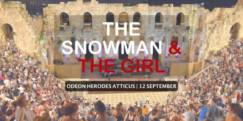 Snowman Girl Odeon Athens I