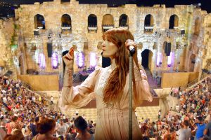 Florence Machine Athens Odeon Herodes