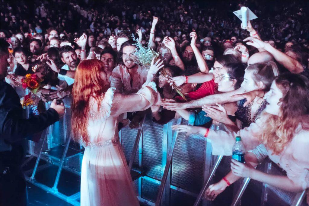 Florence Machine Athens Odeon Herodes
