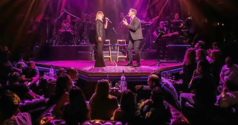 Greek Singers Athens Melina Hotel Ermou