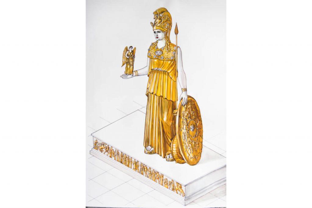 Acropolis Museum Events Athena