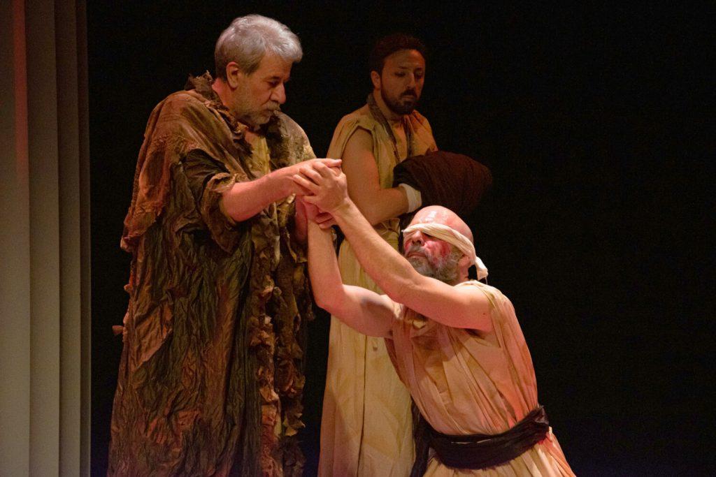 Oedipus Rex Fimonoi Athens