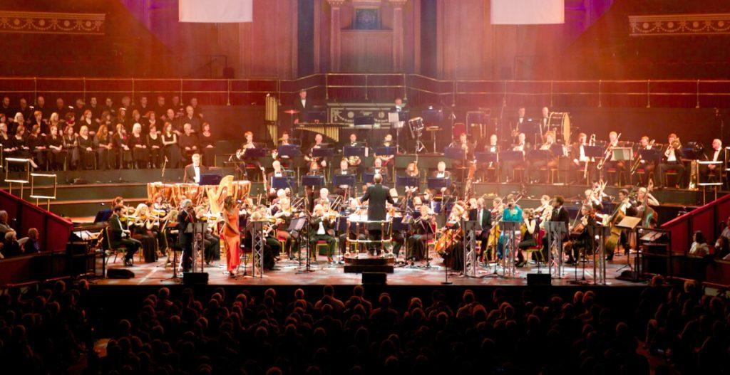 Royal Philharmomic Concert Orchestra Megaron