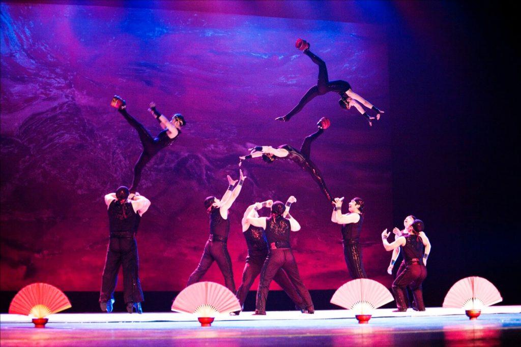 Acrobats China Athens I