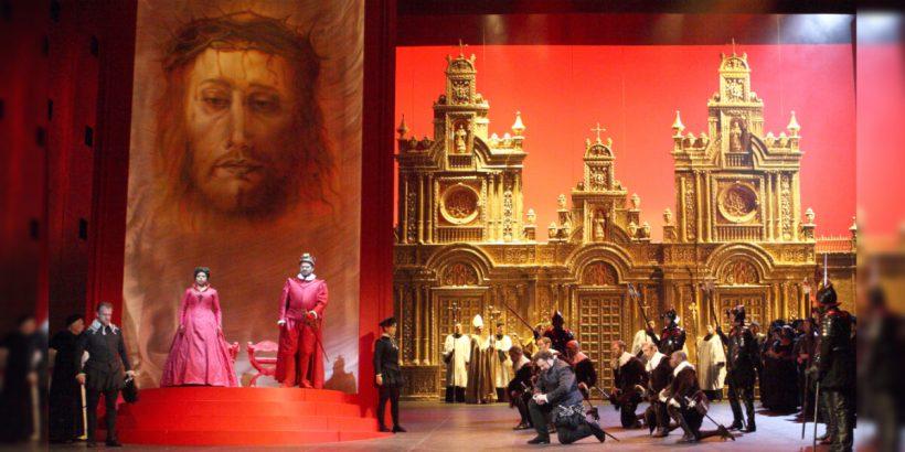 Don Carlo Greek National Opera