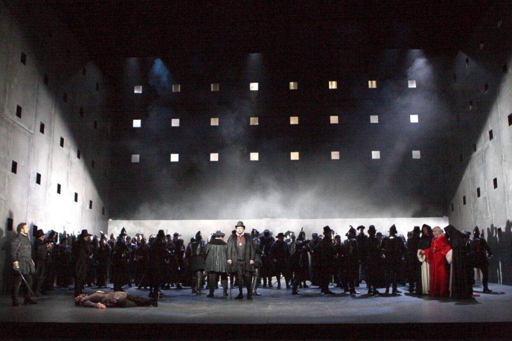 Don Carlo Greek National Opera I