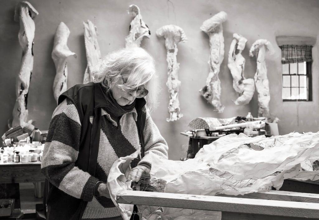 Lynda Benglis Cycladic Museum