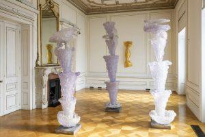Lynda Benglis Cycladic Museum I