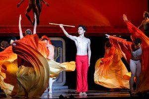 Magic Flute Bejart Ballet Athens