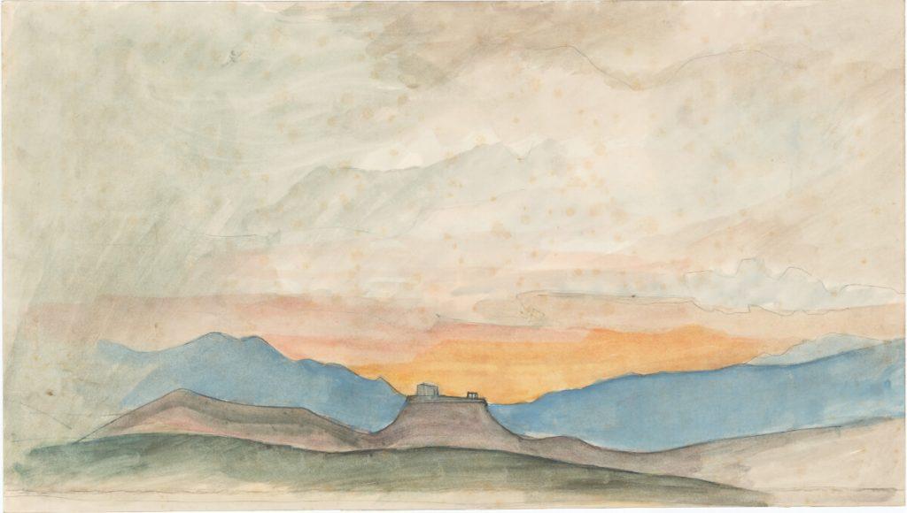 Yiannis Pappas Benaki Acropolis 1943