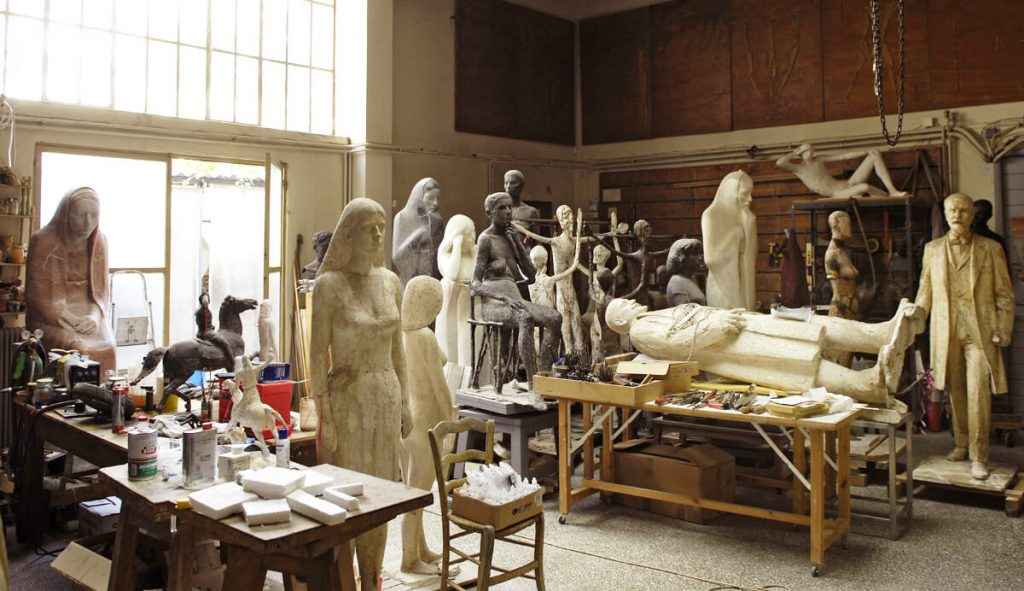 Yiannis Pappas Benaki Studio