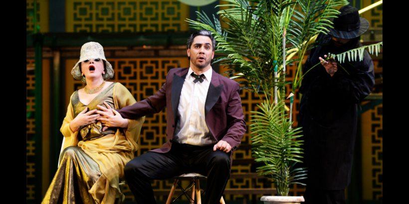 Die Fledermaus Greek National Opera